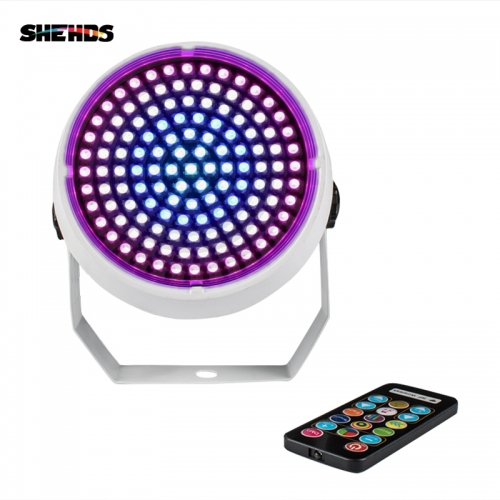 Wireless Remote LED 127 RGB Mixed Color Strobe Disco Party Music Sound Wedding Stage Lighting